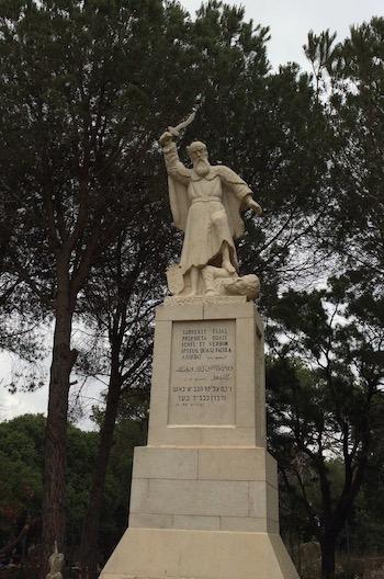 Elijah on Mt. Carmel